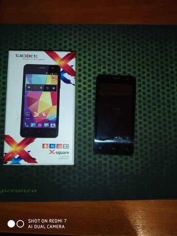 Сенсорный телефон/смартфон texet X-square