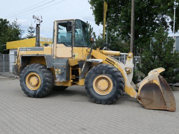 KOMATSU WA 270 Active Ładowarka 200 250