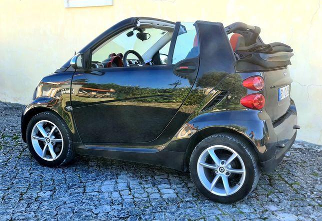 Smart cabrio brabus edition full extras