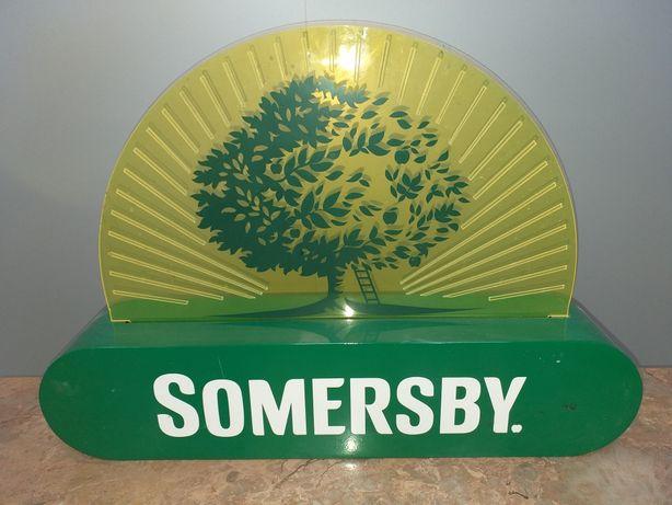 Publicidade Somersby reclamo