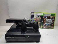 Xbox 360 + kinect + gry - Lombard Krosno Betleja
