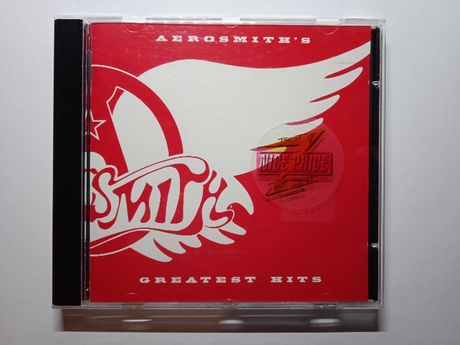 Aerosmith - Greatest Hits - płyta CD