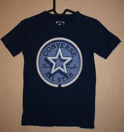 Dziecięca koszulka Converse - rozmiar 128 - 140cm / 8-10 lat