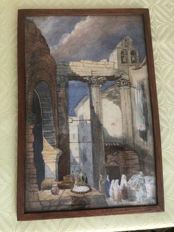 Картина середини 18-го століття