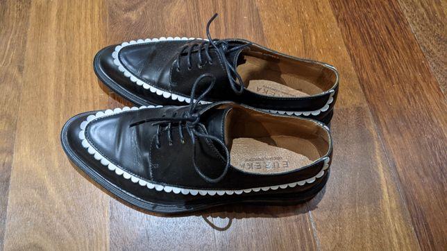 Sapato estilo masculino Eureka
