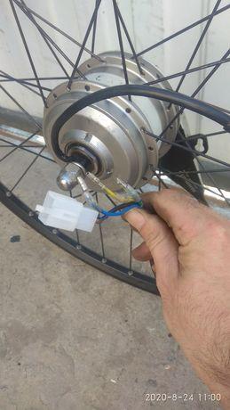 мотор колесо,мотор электровелосипед,моторколесо