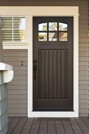 Drzwi do domu zewnętrzne CZYSTE POWIETRZE możliwy montaż CAŁA POLSKA