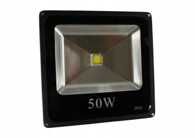 HALOGEN LED 50W naświetlacz LAMPA reflektor slim