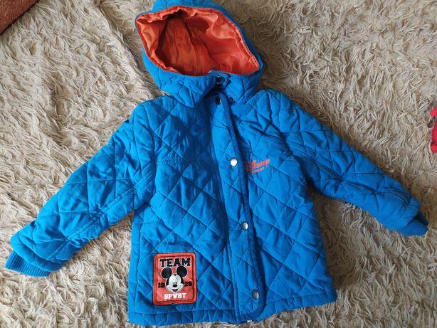Куртка осінь для хлопчика 2 рочки