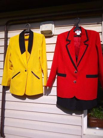 Два женских пиджака, купленных в Мадриде