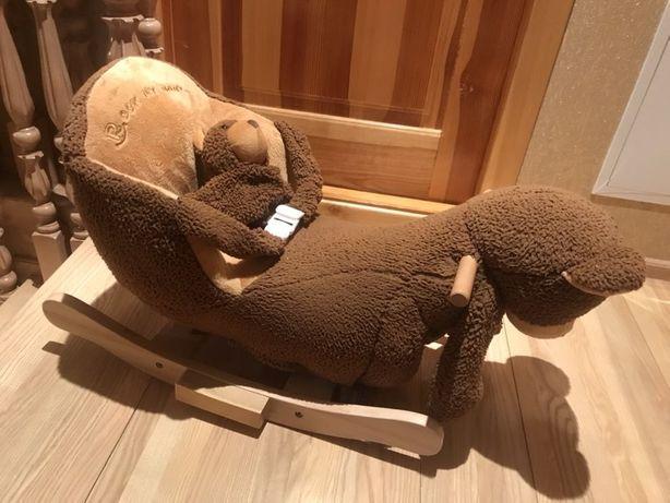Продам крісло качалку