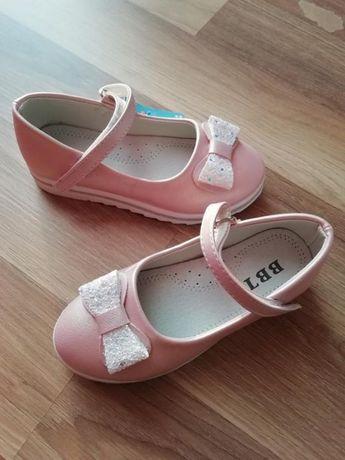 Туфлі рожеві 33 розмір