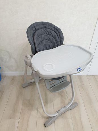 Стульчик для кормления,кресло Chicco Polly Magic 3 in 1  0+