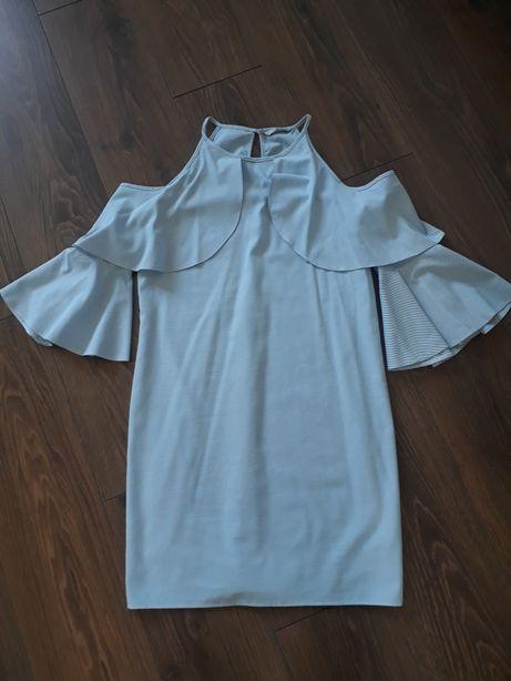 Sukienka hiszpanka TU 10 M zara