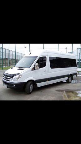 Пассажирские перевозки,Аренда микроавтобуса