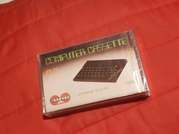 K7 Sonovox C7 (selada) - Spectrum Timex Sinclair Atari Commodore