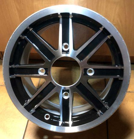 """Felga Felgi aluminiowe Polaris 14"""" 7.5 4x156 NOWE"""
