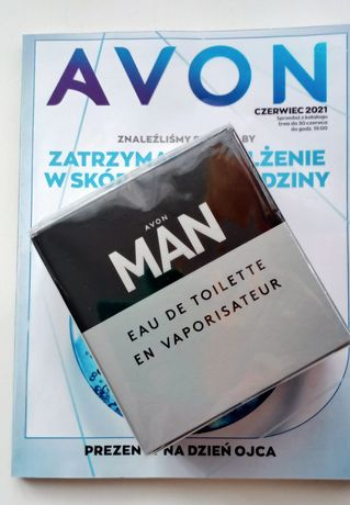 Woda Avon Man 75 ml
