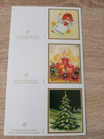 Zestaw karteczek do prezentów