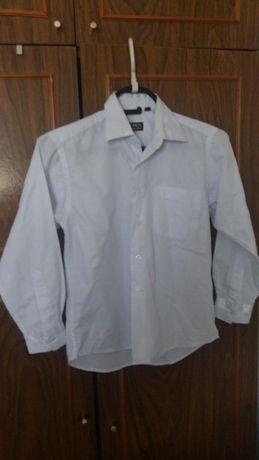Белые рубашки для первоклашки