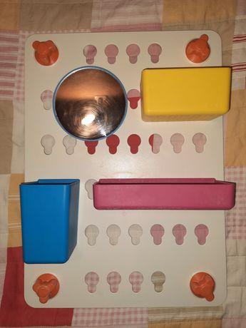 Ikea тримач для зубних щіток для дітей у ванну кімнату