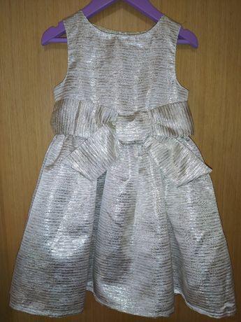 Vestido menina de cerimónia 5/6 anos (116cm)