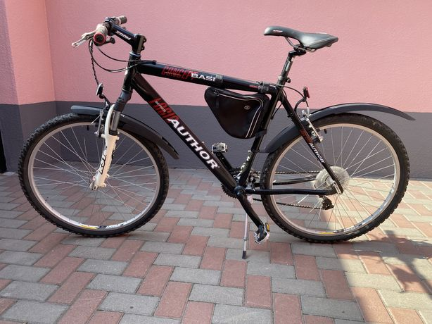 Продам велосипед Author Basic 7005 plain gauge, рама 21, колеса 26