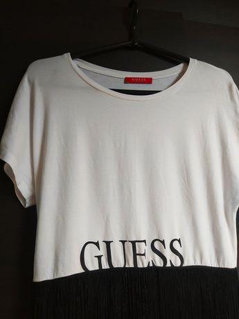 Koszulka guess damska