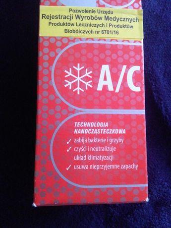 Preparat do dezynfekcji klimatyzacji samemu