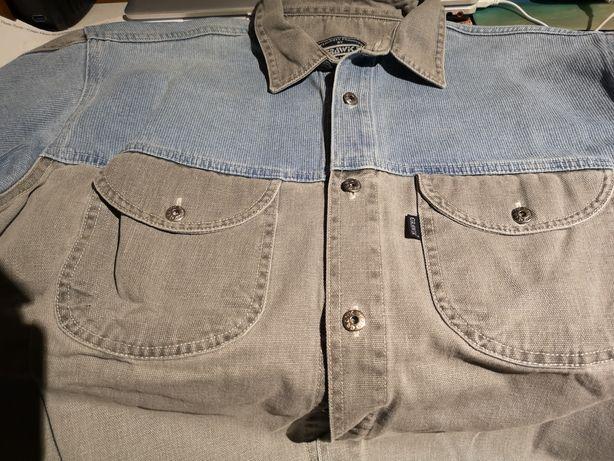 Koszulę jeansową Gravik S, j.nowa, sprzedam