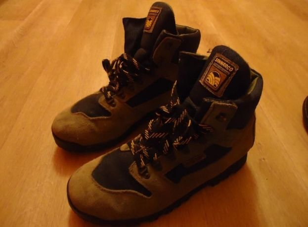Ботинки треккинговые, Gore-Tex, 26.5см