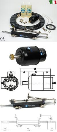 Sistema Direção Hidráulica Mavimare motores até 150 HP