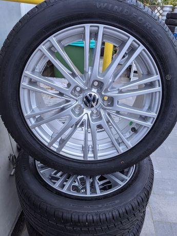 Alufelgi kola Vw Audi Skoda Seat 5x112 7,5x17 ET45 225/50/17 NOWE