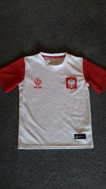 Koszulka Polska z licencją PZPN 134