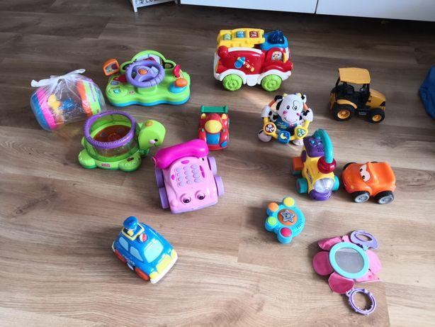 Zabawki używane w dobrym stanie