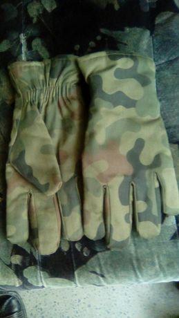 Rękawice zimowe wojskowe