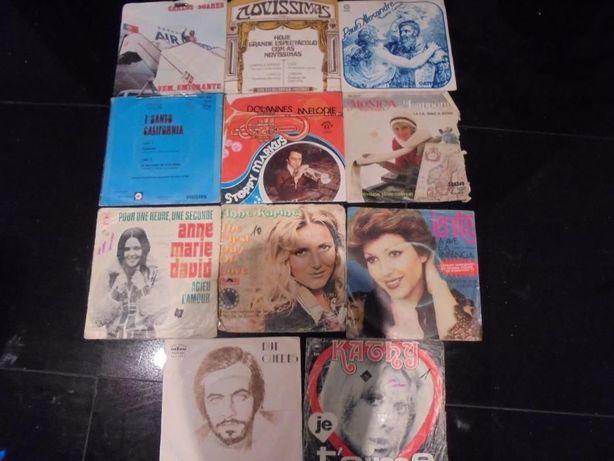 Vários Discos Vinil 45rpm - 1,50€ cada