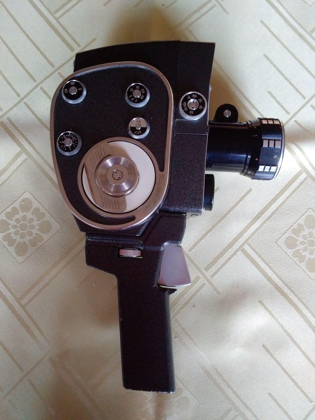 Kamera filmowa 8 mm