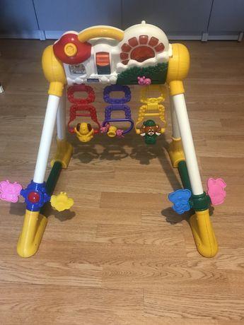 Продам музыкальный коврик / дуга  chicco для малышей