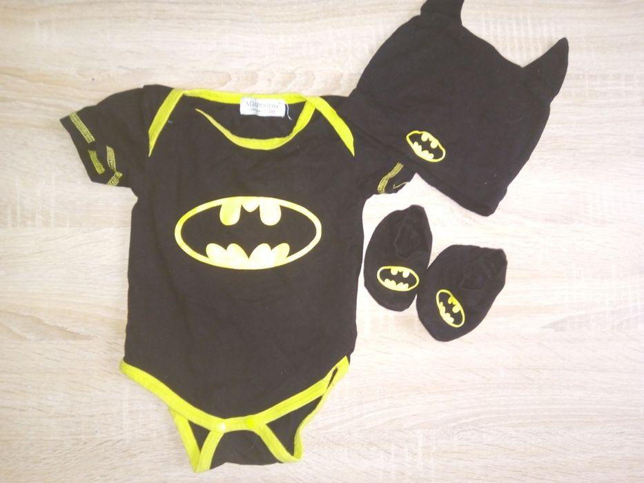 Body, czapka, buciki Batman Częstochowa - image 1