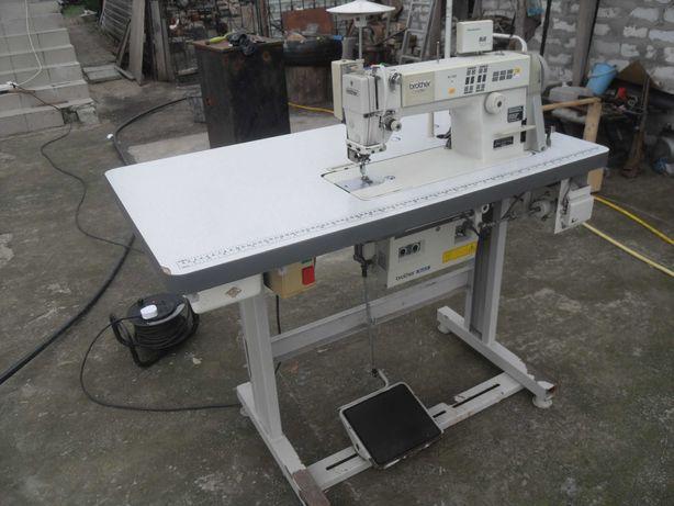 Промышленная швейная машина Brother DB2-B737-413 Бесплатная доставка