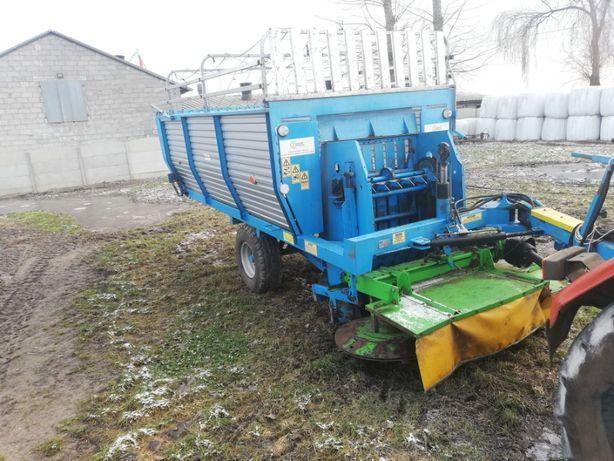 Ścinacz zielonek T-635