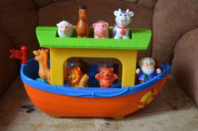 ноев ковчег развивающая игрушка