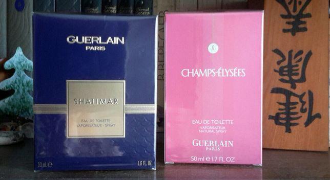 Guerlain Shalimar 50ml, Champs Elysees 50ml. Оригинал
