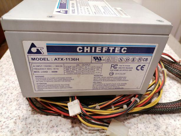 Zasilacz komputerowy ATX CHIEFTEC 360W