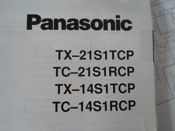Panasonic telewizor schemat instrukcja