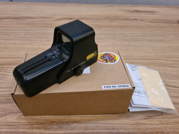 G&P - Replika kolimatora 552 - Czarna Eotech