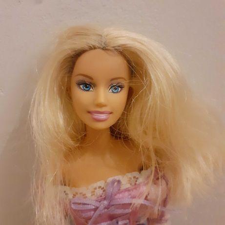 Lalka Barbie Roszpunka