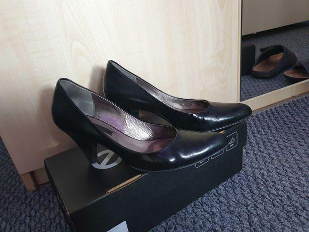 Туфли лаковые ECCO