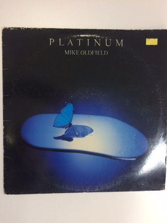 """Płyta winylowa """" Platinum"""" Mike Oldfield 1979r"""